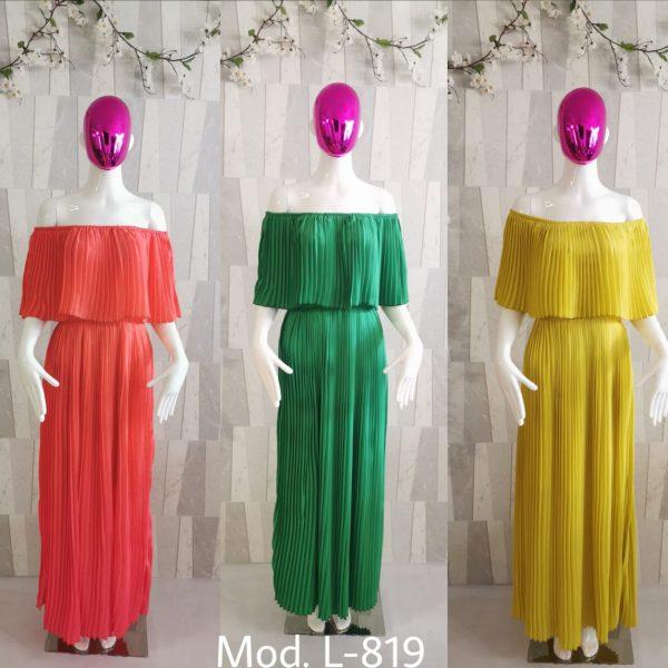Vestido L-819